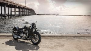 Запознайте се с Triumph Bonneville Speedmaster