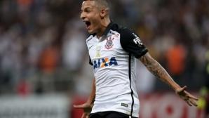 Севиля договори шампион на Бразилия