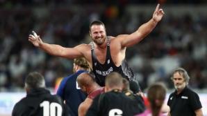 Том Уолш отива само за злато на Игрите на британската общност