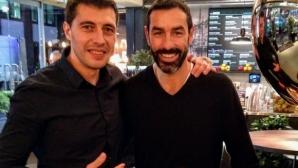 Мощна подкрепа за футболен Бургас! Легендарният Пирес със специално послание към феновете край морето (видео)