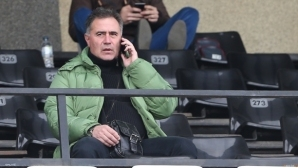 Треньорът на Оборище: Готвя стратегия за селекция! Какво уволнение?
