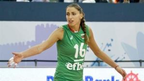 Елица Василева: Националният ни отбор направи много добро представяне (видео)