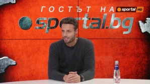 Салпаров: Отиваме в Чехия, за постигнем добър резултат срещу Дукла (видео)