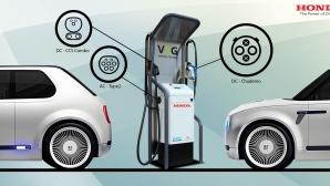 Honda прави революция с двупосочно зарядно за електромобили