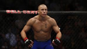 Сен Пиер се отказа от титлата на UFC