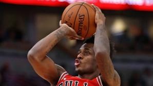 Чикаго с едва четвърта победа от началото на първенството