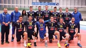 Монтана домакин на мъжката Купа на България във волейбола