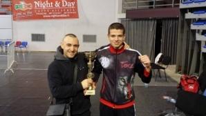 Български боец обявен за номер 1 на Balkan Best Fighters 2017