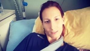 Волейболистка на Берое претърпя успешна интервенция
