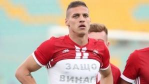 Кирил Десподов след 6:0: Можеше да вкараме и повече