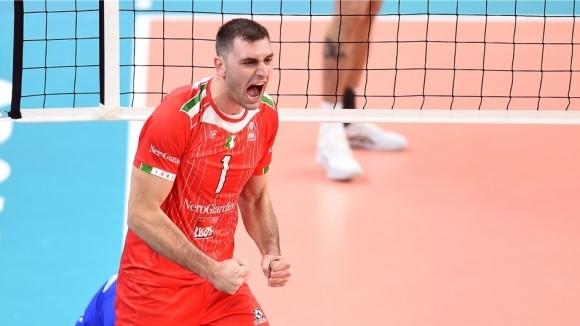 Фантастичен Цецо Соколов с 20 точки, Лубе смаза Сада на клубния Мондиал...