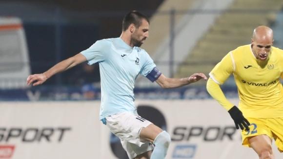 Диян Димов: Вторият гол срещу Левски беше за детската градина