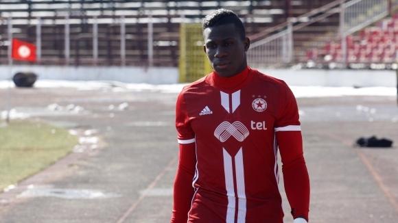 ЦСКА-София потвърди, че Меркадо си заминава