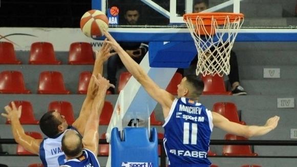 Йордан Минчев игра 22 минути при загуба на МЗТ Скопие в Адриатическата лига