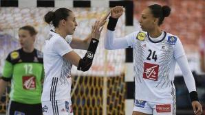 Убедителни победи за Швеция и Франция на световното за жени, домакинът Германия е аут