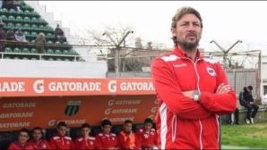 Габриел Хайнце е новият треньор на Велес Сарсфийлд