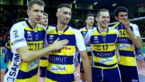 Чоно Пенчев дебютира за Модена с победа (снимки + видео)