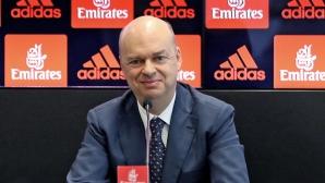 Милан: Искаме трофея в ЛЕ, гоним примера на Ман Юнайтед