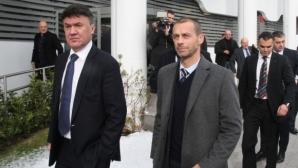 Станимир Стоилов: Подкрепям Боби, Любо не е бил ръководител