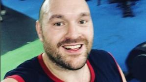 Тайсън Фюри май се отдалечи още повече от професионалния ринг
