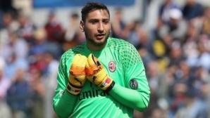 Мино Райола настоява Милан да анулира договора на Донарума