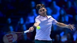 Федерер посочи приоритетите си за 2018 година