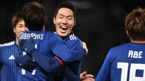 Япония и Република Корея ще спорят за титлата по футбол на Източна Азия