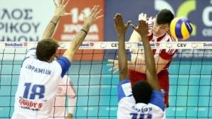 Тодор Алексиев и Олимпиакос с 8-а поредна победа в Гърция