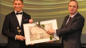 """Албена получи наградата на Министерството на туризма за """"Специализиран туризъм"""""""