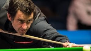 Рони О'Съливан и Джон Хигинс убедителни в Scottish Open