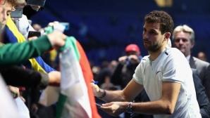 Григор се щракна с куп тенис звезди в Монте Карло