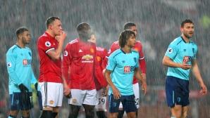Ман Юнайтед не впечатли, Де Хеа отново над всички (видео)