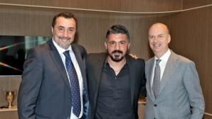 Спортният директор на Милан защити Донарума и нападна Райола
