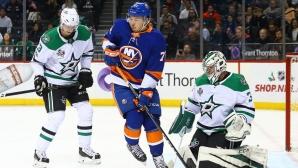 Кари Лехтонен записа победа номер 300 в кариерата си в НХЛ