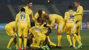 Левски взича четири пъти купата след мачовете с Дунав