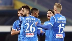 Роси обяви група от 19 играчи за мача с Дунав (Русе)