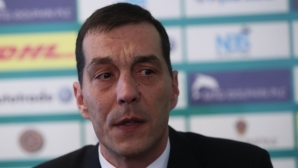 Петричев: Не е лесно да си треньор на Лудогорец, мислим за Милан