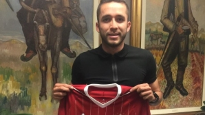 Бланко вече е играч на ЦСКА-София