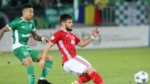 Халф на ЦСКА-София с наказание от два мача