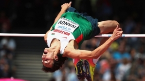Тихомир Иванов стана лекоатлет на годината в България