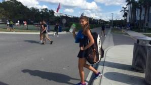 """Дария Радулова се класира за третия кръг на """"Ориндж Боул"""""""