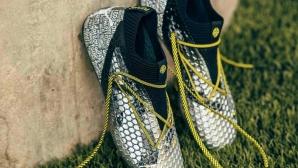 Новите обувки на Гризман са като диско топка