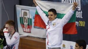 Боксьорът Тинко Банабаков е спортист на годината на Велико Търново