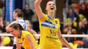 Нася Димитрова: Играхме мотивирано и нахъсано (видео)