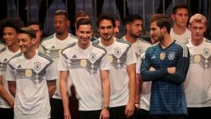 Германия ще се готви в Италия за световното