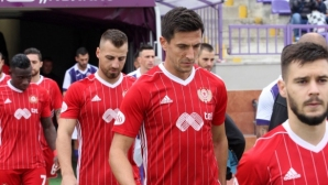 ЦСКА-София поздрави Станислав Манолев