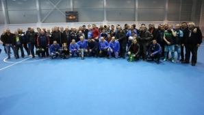 Левски спечели първото издание на Коледния турнир на БФС