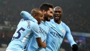 Манчестър Сити - Тотнъм 1:0, гледайте тук