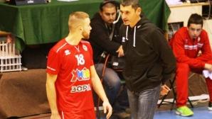 Александър Попов: Радвам се, че не подценихме мача