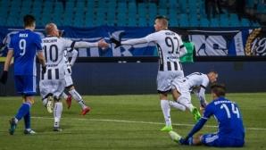 Алекс Колев с пореден гол в Полша, Крачунов с асистенция